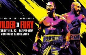 Wilder vs fury 2 boxning