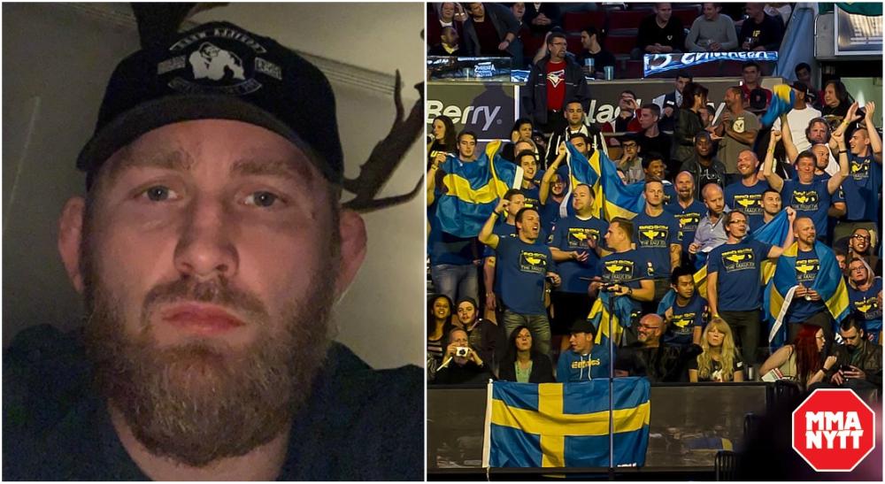 Alexander Gustafsson UFC MMA meddelande comeback
