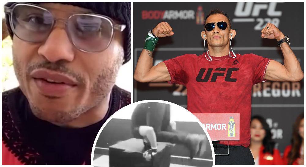 Ali Abdelaziz riktar skarp kritik mot Tony Ferguson