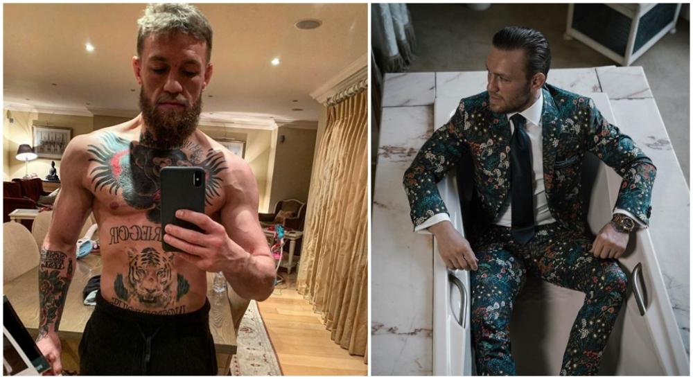 Conor McGregor sociala medier Instagram MMA UFC Twitter