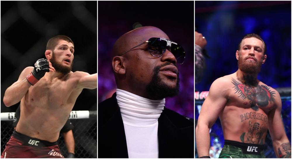 Floyd Mayweather Conor McGregor Khabib UFC MMA Boxning