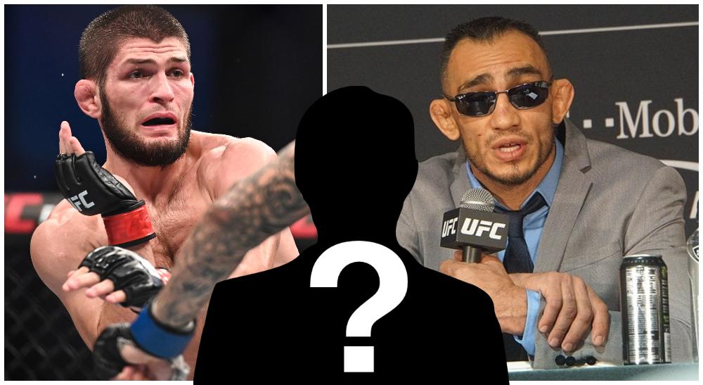Khabib Nurmagomedov Tony Ferguson Foto USA TODAY Sports _ MMAnytt UFC MMA