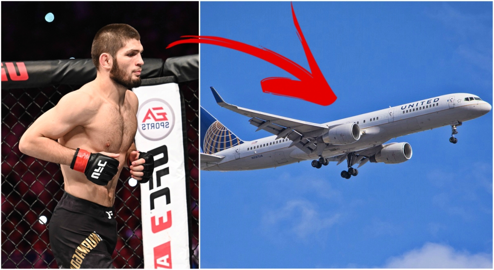 Khabib UFC plan krisdrag MMA tony Ferguson