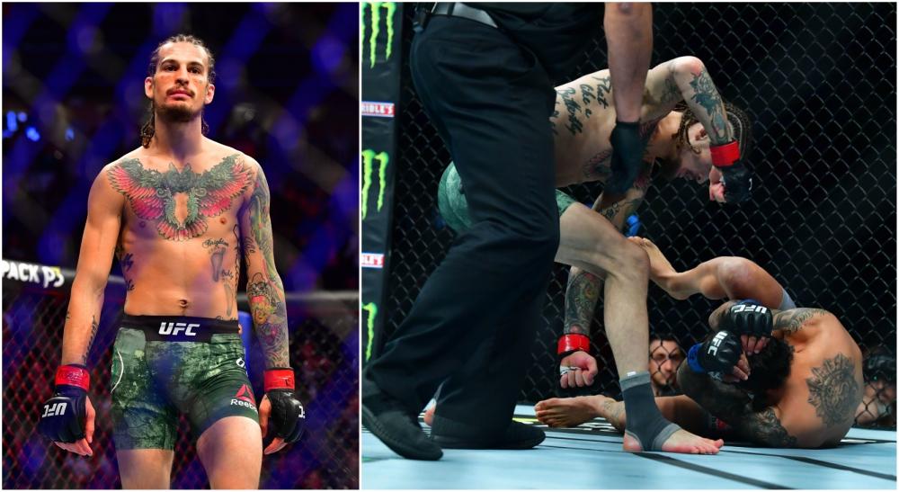 UFC 248 Sean O Malley MMA