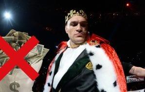 Tyson Fury Boxning wilder vs fury 2