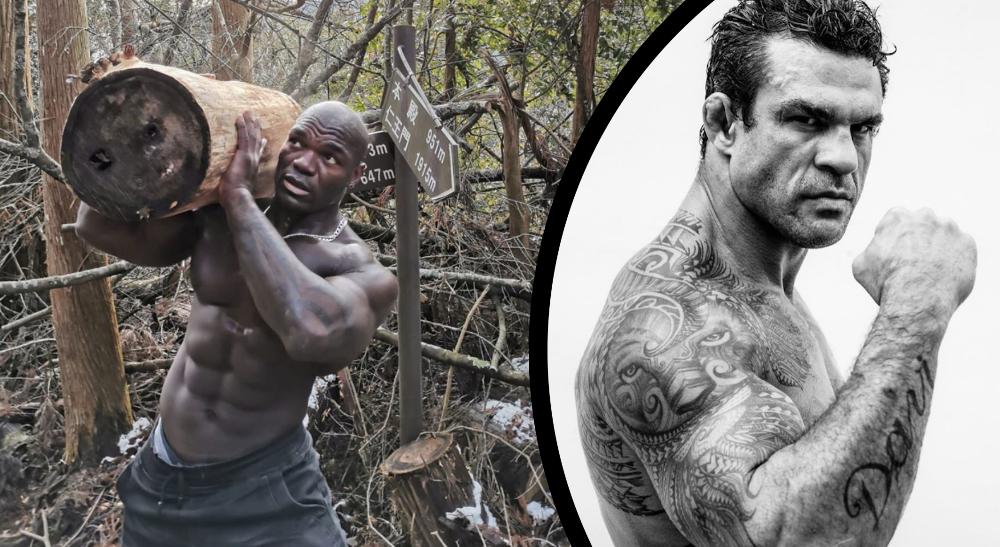 MMA: Alain Ngalani vs Vitor Belfort
