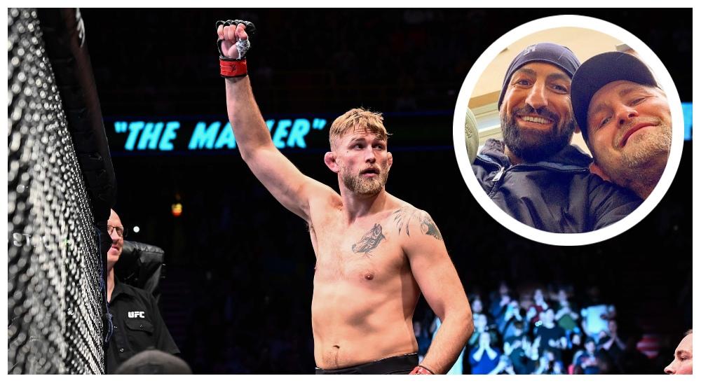 Alexander Gustafsson avslöjar stora planer – om sin UFC-comeback