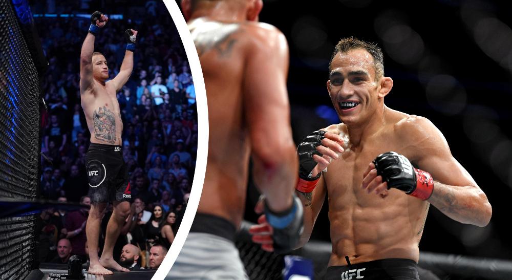 UFC 249: Tony Ferguson vs Justin Gaethje