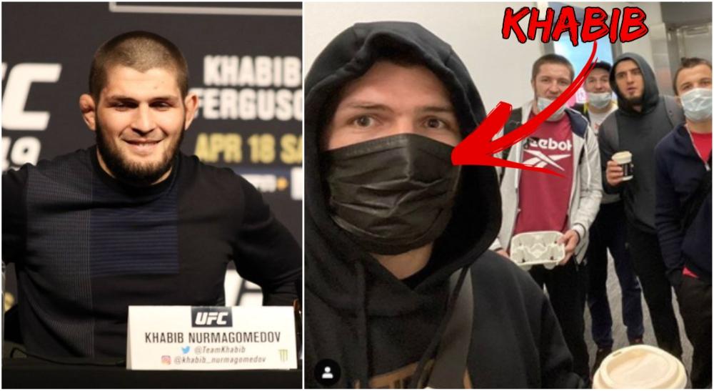 Khabib vs Ferguson UFC MMA UFC 249 final