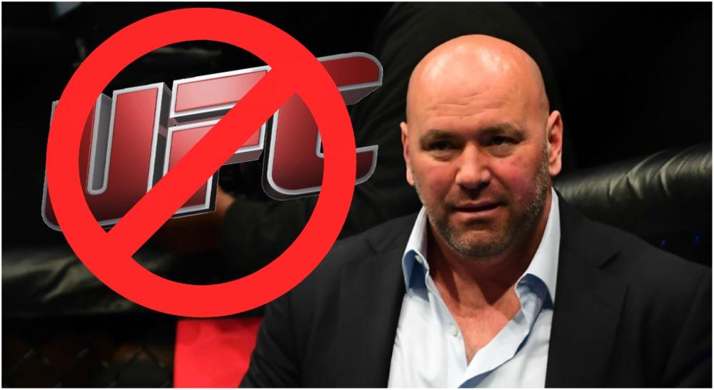 UFC 249 installt Dana White MMA