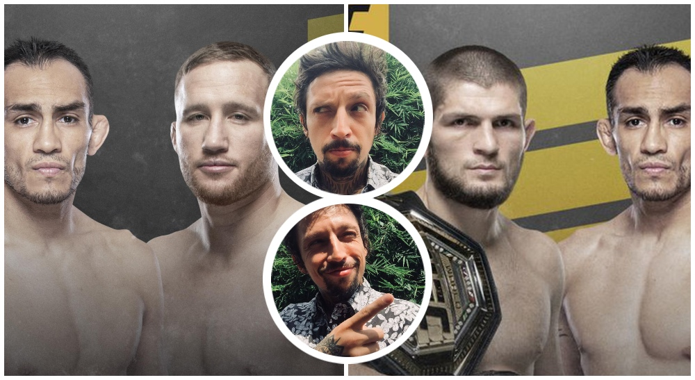 UFC 249 Matias Andres MManytt Tony Ferguson Khabib Nurmagomedov