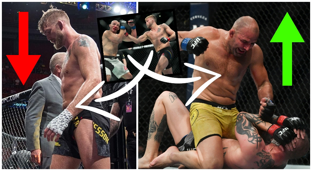 UFC-ranking