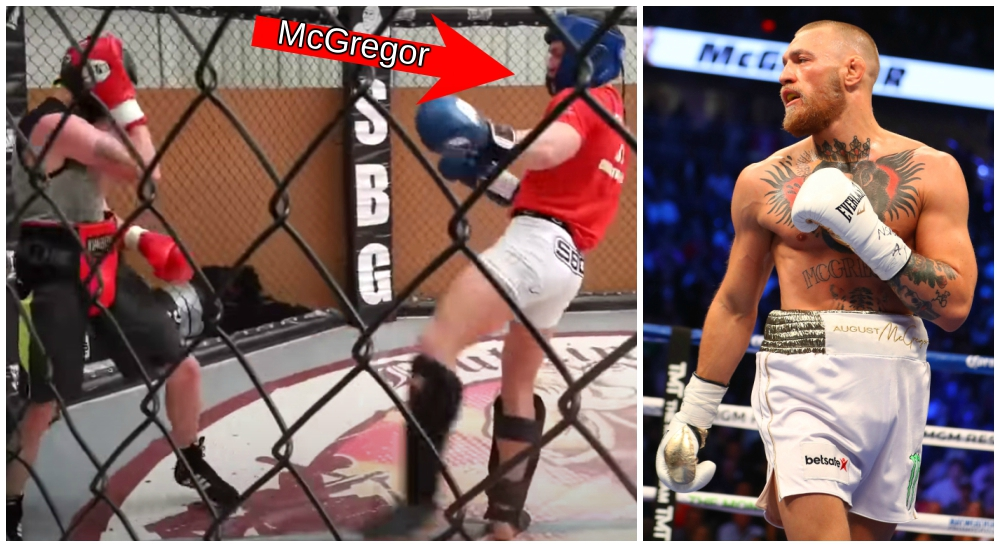 Conor McGregor UFC MMA Boxning