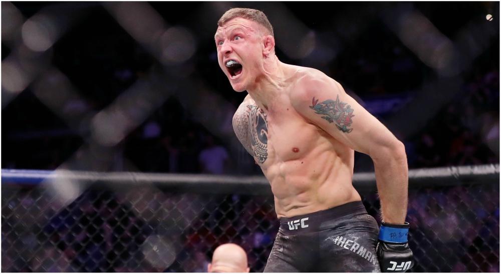 Jack Hermansson UFC MMA Kelvin Gastelum