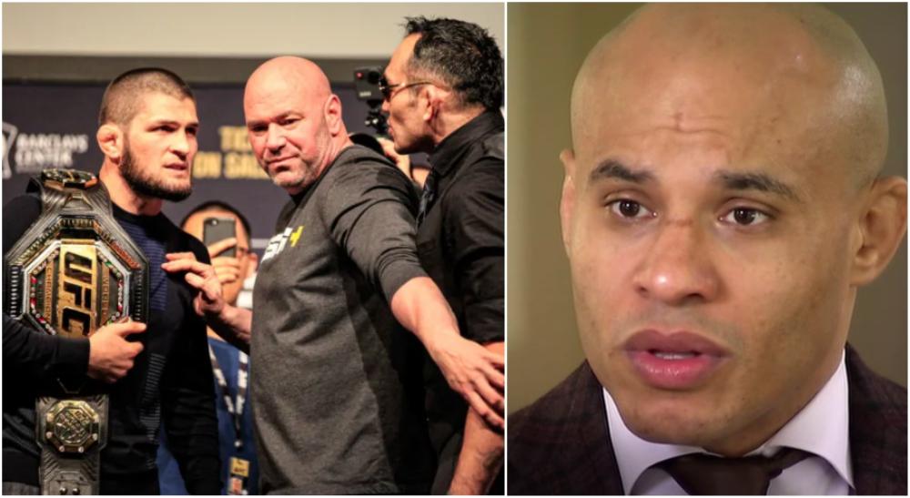 Khabib Tony Ferguson UFC MMA Ali Abdelaziz