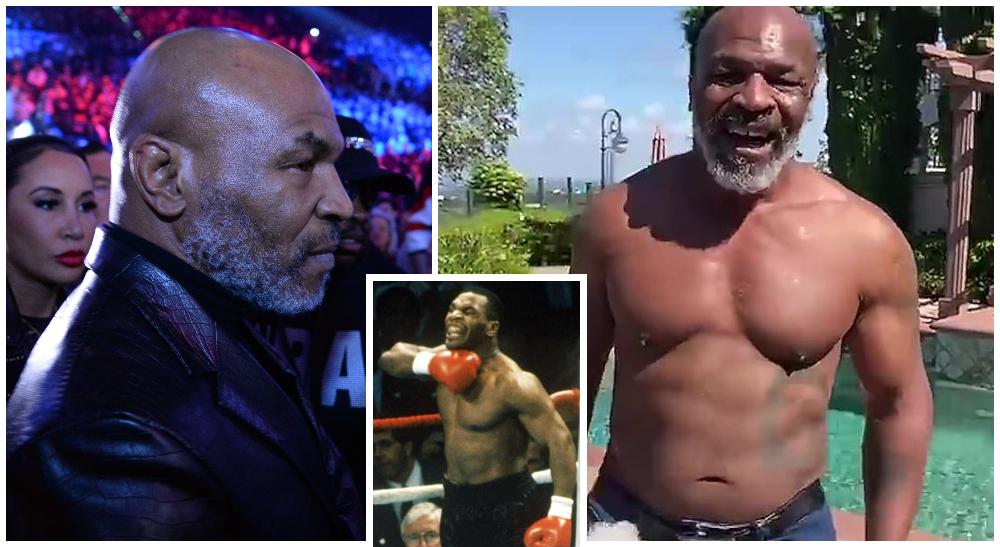 Anledningen till Mike Tysons comeback kommer ge dig rysningar