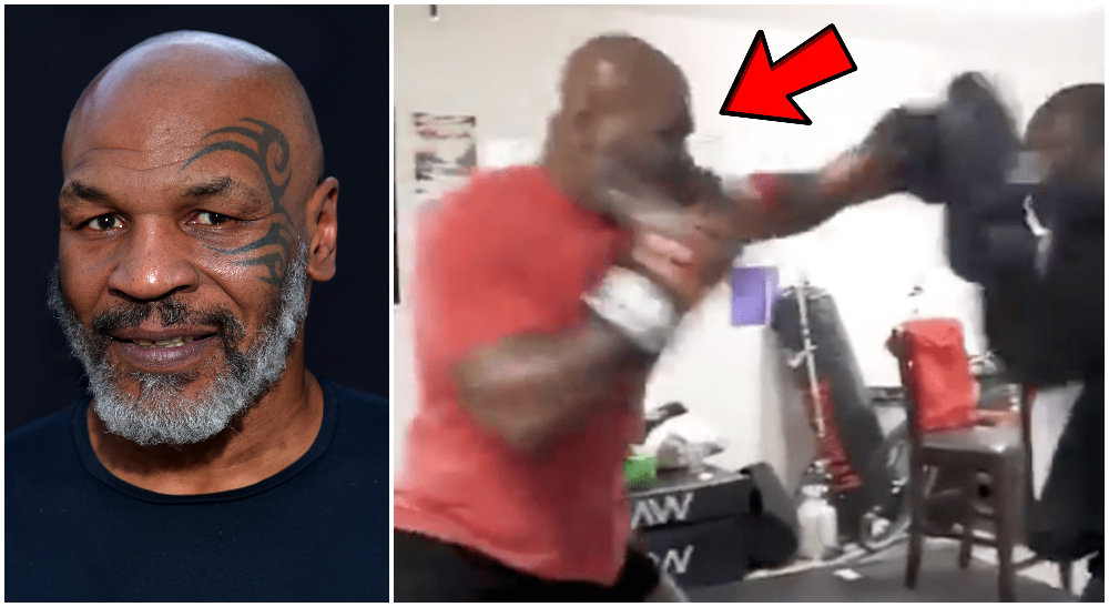 Mike Tyson 53