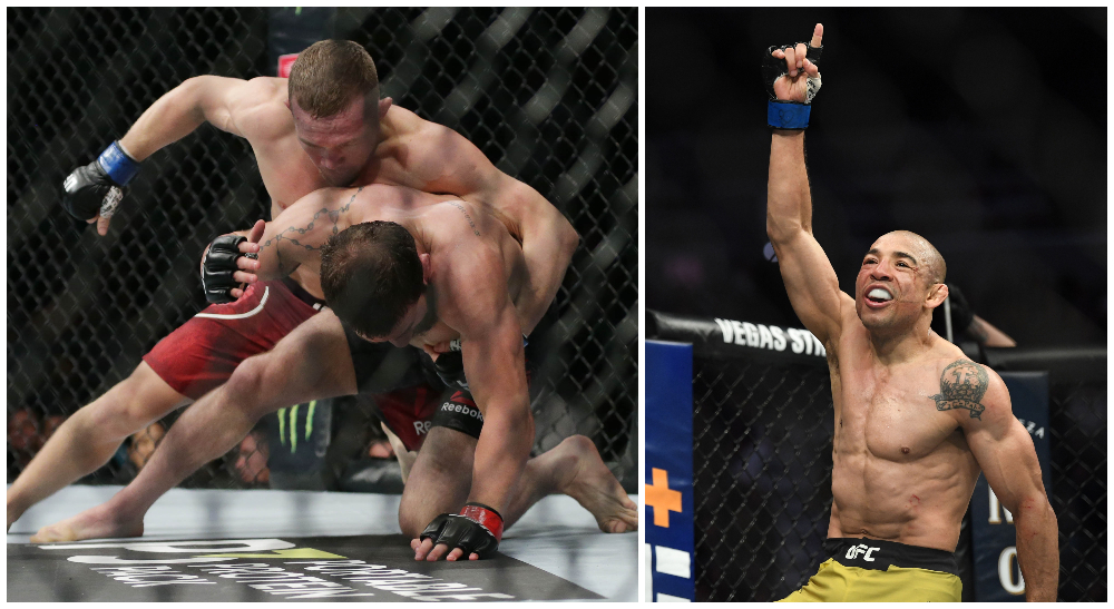 UFC Petr Yan vs Jose Aldo