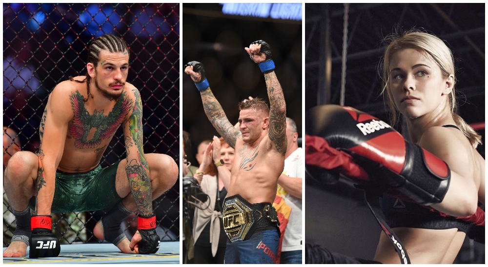 Nya UFC-matcher