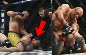 UFC MMA Glover Teixeira Anthony Smith