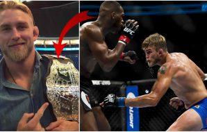 Alexander Gustafsson Jon Jones UFC 165 titel John McCarthy