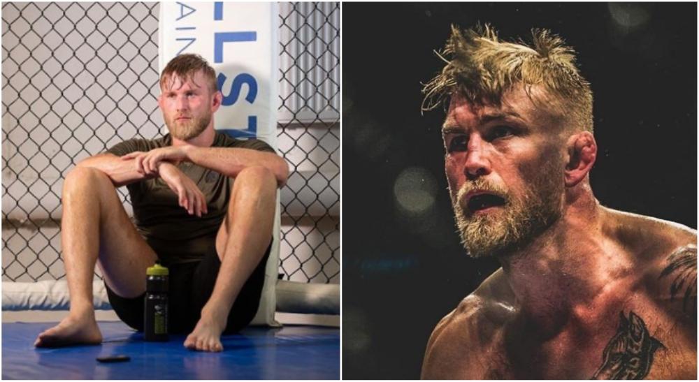 Alexander Gustafsson UFC MMA Mardrom The Mauler