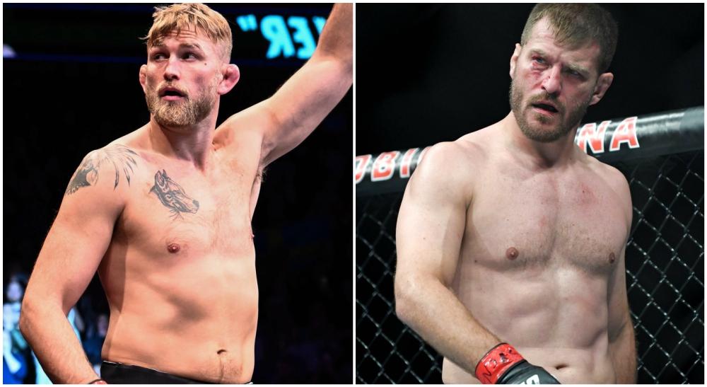 Alexander Gustafsson UFC-framtiden planer Stipe Miocic