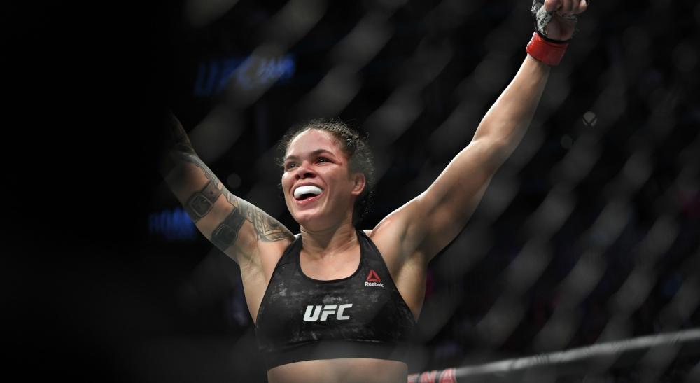 Amanda Nunes Felicia Spencer UFC 250