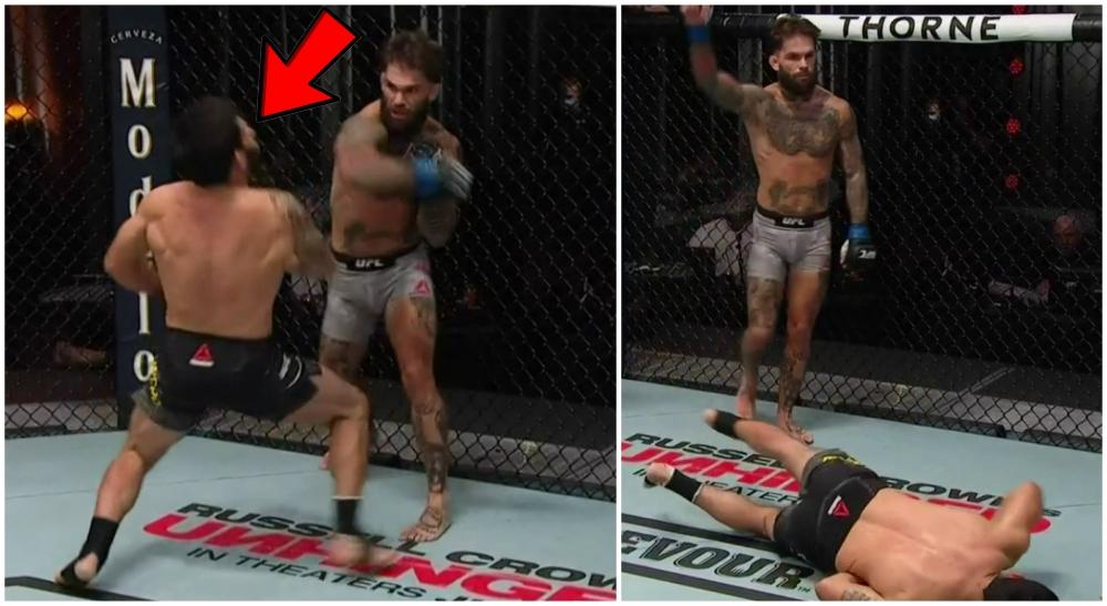 Cody Garbrandt UFC 250 MMA