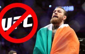 Conor McGregor pension förklarar MMA UFC 1