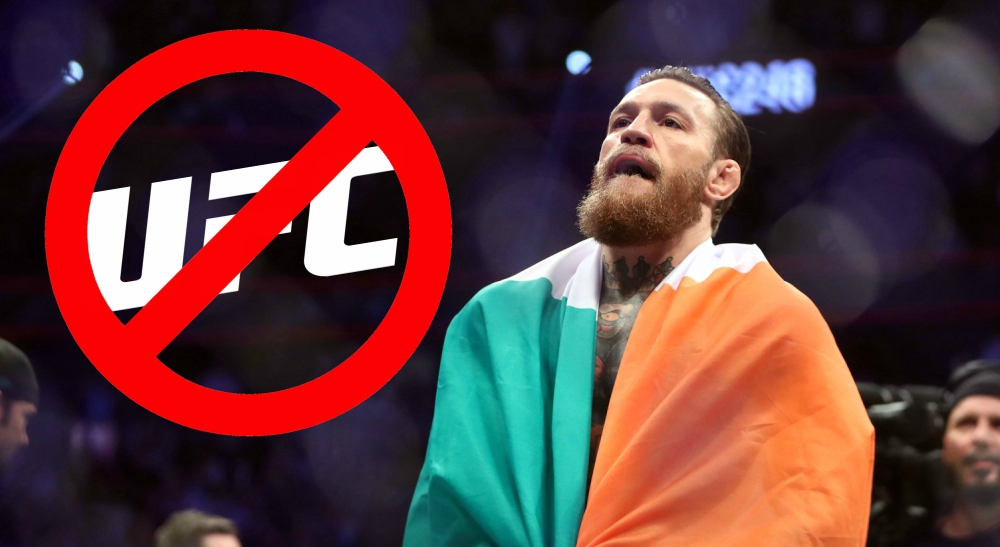 Conor McGregor pension förklarar MMA UFC 1