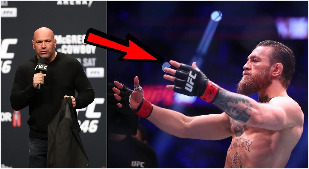 "Dana White om Conor McGregors nästa fight_ _Smartaste draget just nu"" Foto: Mark J. Rebilas-USA TODAY Sports"