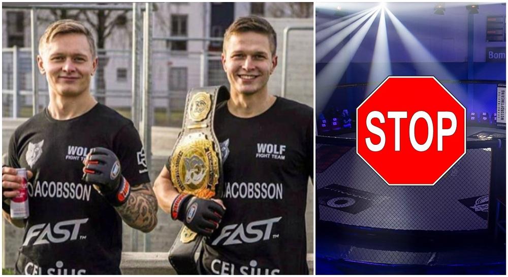 David Jacobsson MMA UFC FCR Corona