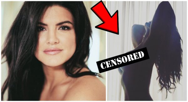 Star Wars Babe Gina Carano Posts Nude Photo On Instagram