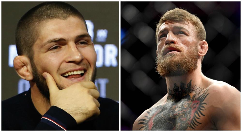 Khabib McGregor hån pension MMA UFC