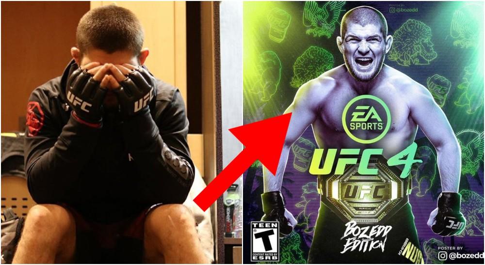 Khabib Nurmagomedov EA Sports UFC 4