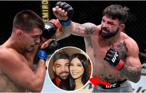 Mike Perry Mickey Gall (© Handout Photo-USA TODAY Sports)