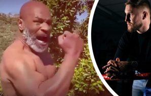 Mike Tyson varning Otto Wallin Boxning UFC MMAnytt