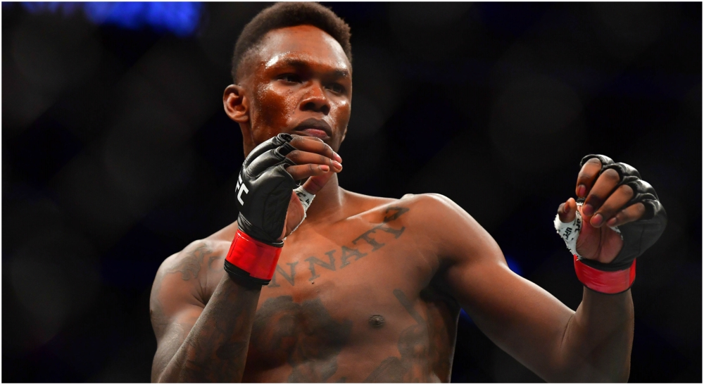 The Ultimate Fighter Israel Adesanya UFC MMA