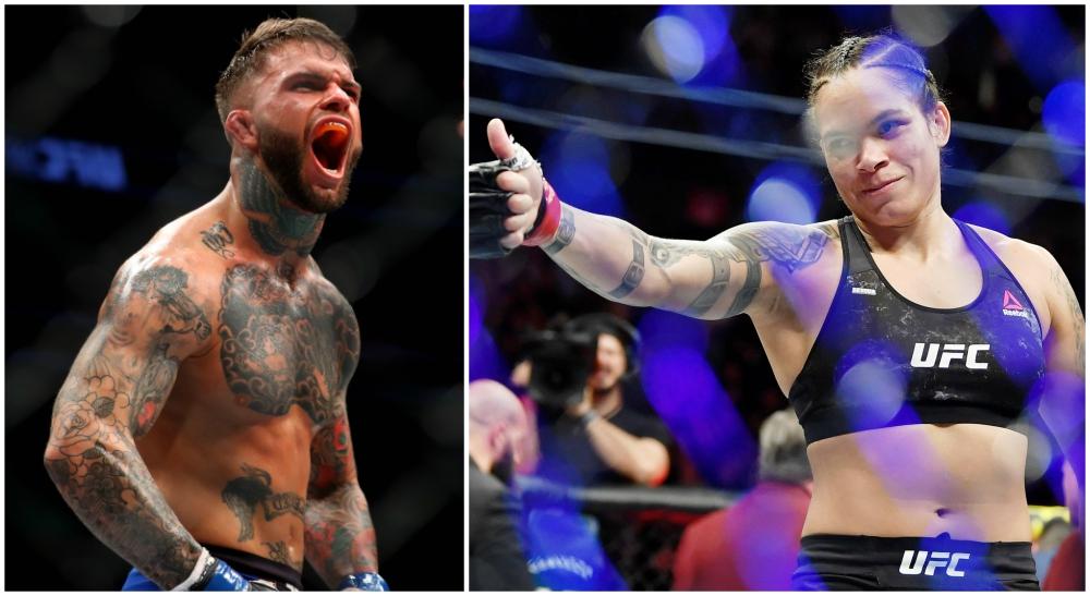 UFC 250 resultat MMA Amanda Nunes Cody Garbrandt