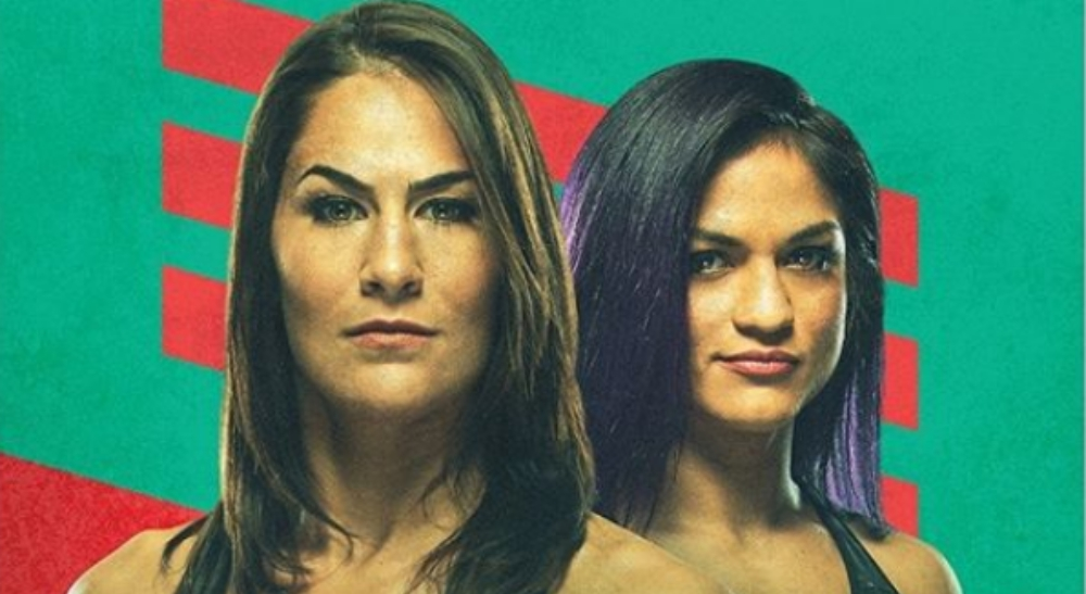 UFC Jessica Eye Cynthia Calvillo