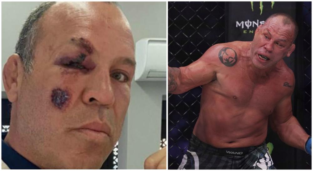 Wanderlei Silva UFC MMA Cykel