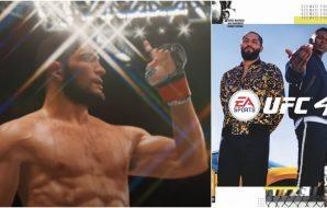 EA UFC 4 Gameplay