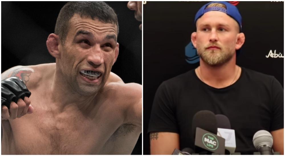 Fabricio Werdum Alexander Gustafsson MMA UFC Fight Island 3