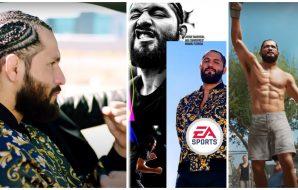 Jorge Masvidal EA Sports UFC 4
