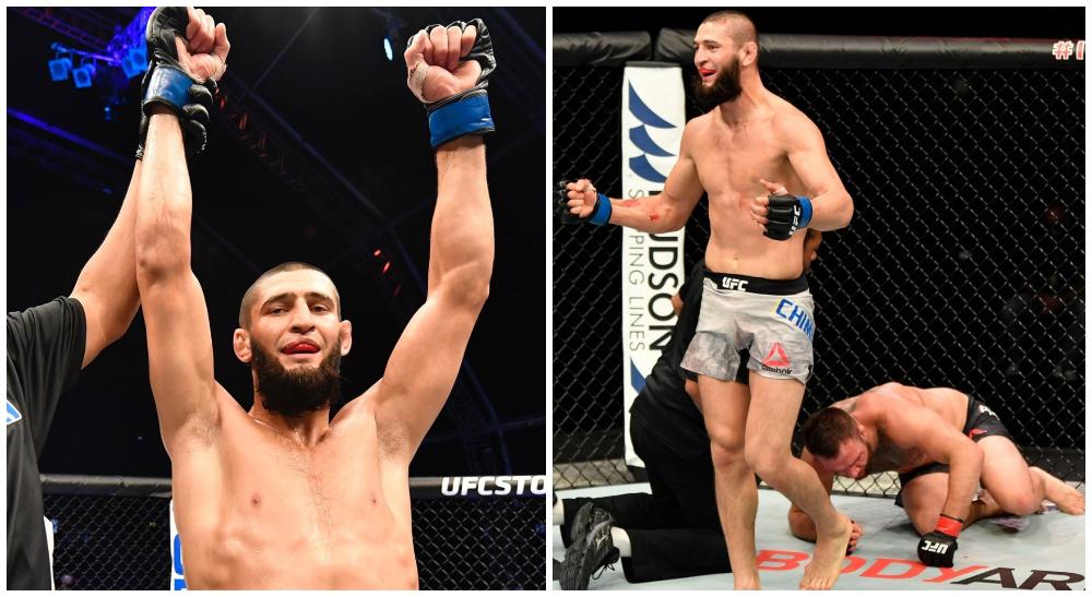 Khamzat Chimaev vinner igen – historisk seger för svensk MMA!