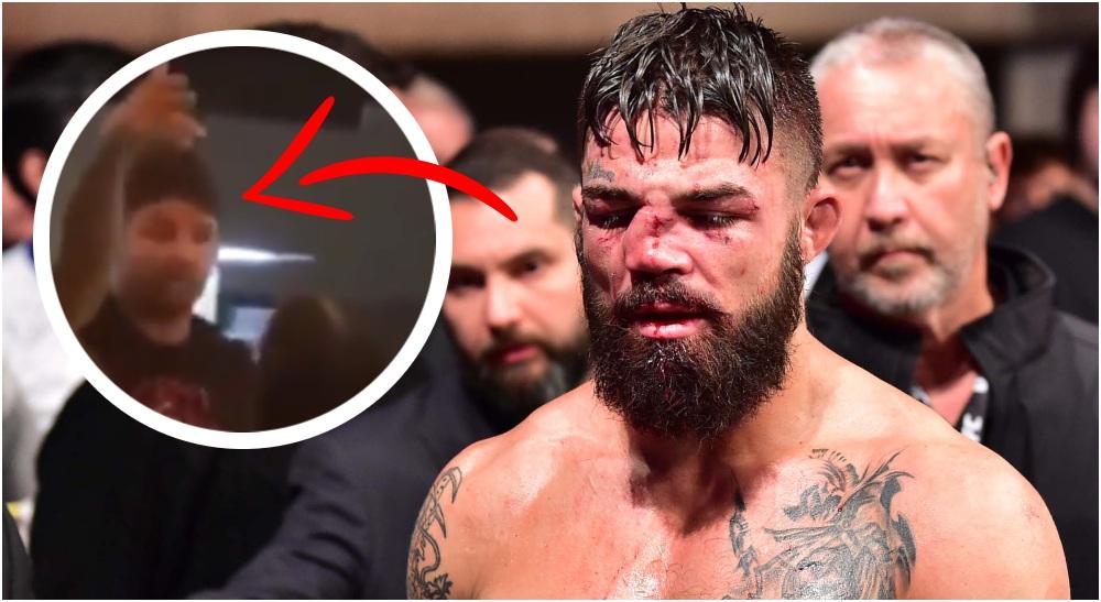 Mike Perry erkänner alkoholmissbruk – UFC vidtar åtgärder