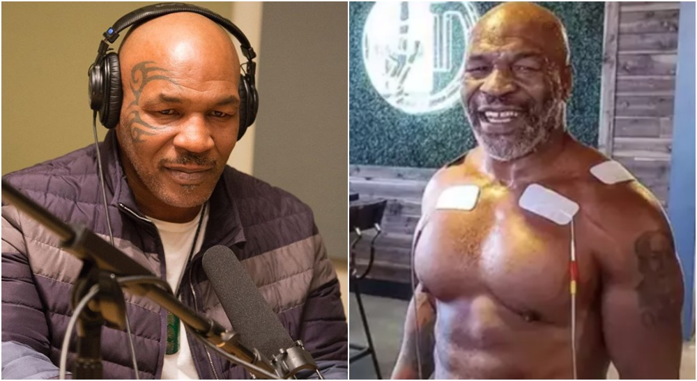 Mike Tysons varning (Instagram_ @MikeTyson)