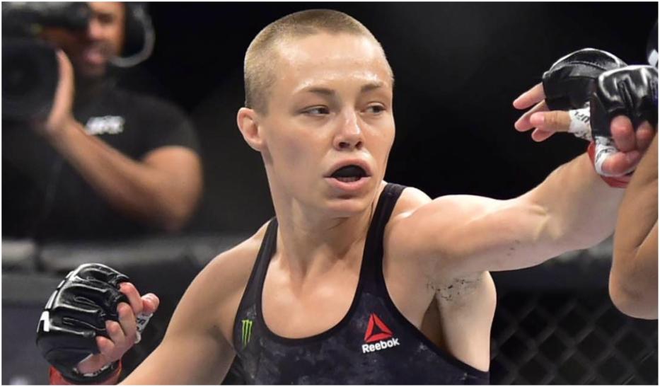 Rose Namajunas UFC 251 Jessica Andrade rematch