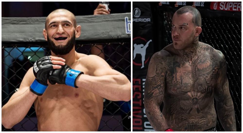 UFC Fight Island Kattar vs Ige Khamzat Chimaev matchkort